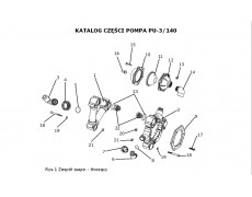 Katalog części PU-3/140