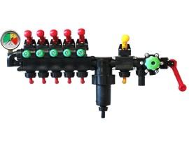 Zawór stałociśnieniowy - manualny FERMO 5