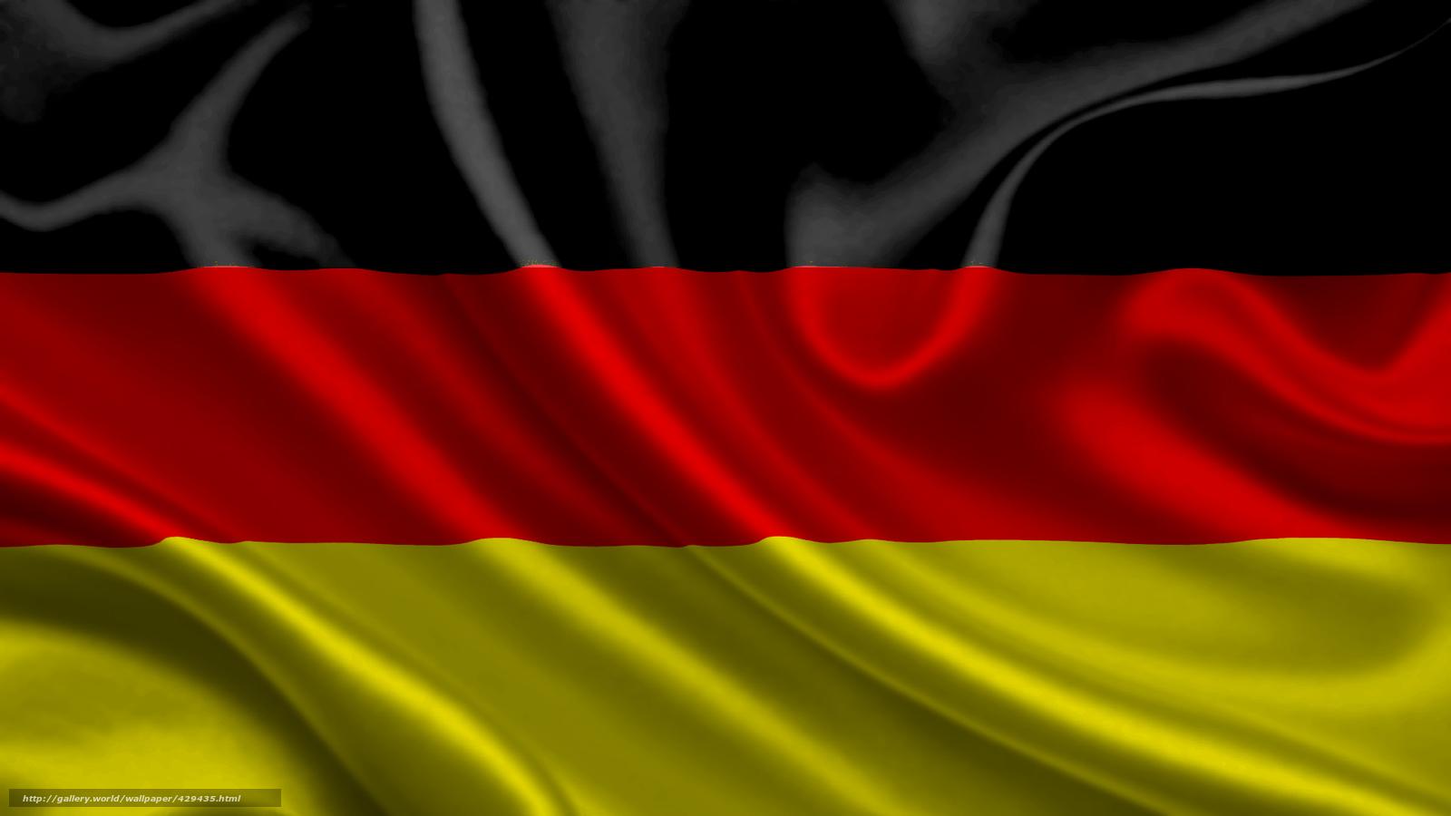 flaga niemiecka