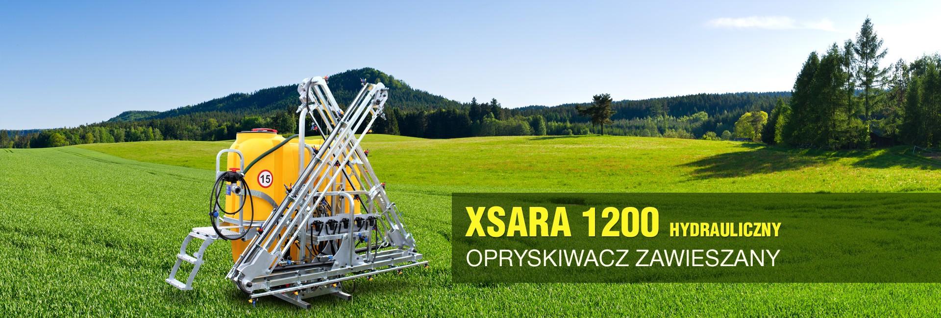 XSARA 1200 LITRÓW