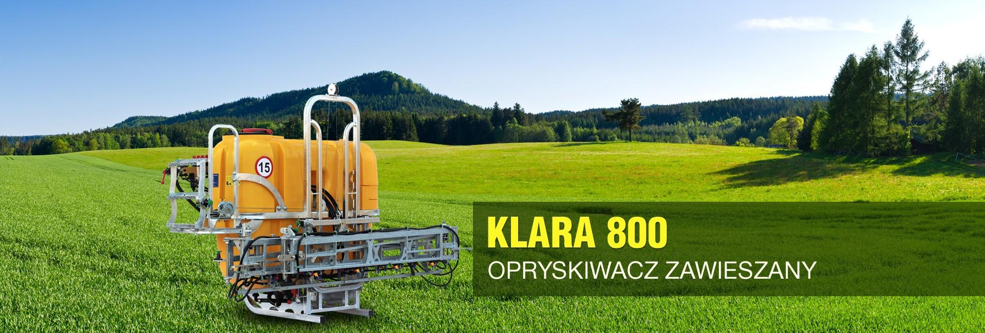 KLARA 800 LITRÓW