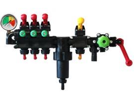 Zawór stałociśnieniowy - manualny FERMO 3
